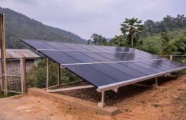 Off-grid solar panels lights up three remote villages in Jashpur