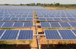 BHEL Commission 5mw Captive Solar Power Plant