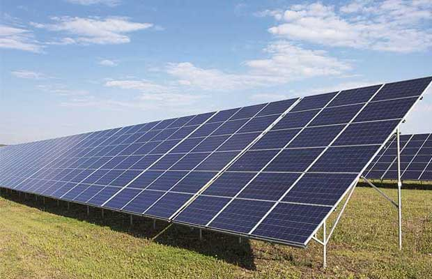solar power sector in India