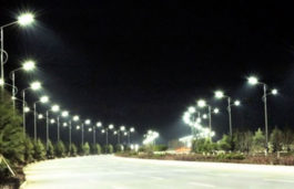 REAP Completes LED Lighting Contract in California