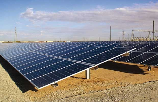 BSE on the 30MW solar power project