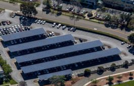 Blue Oak Energy with Sun Air Solar Completes 808 kWdc rooftop Solar PV System