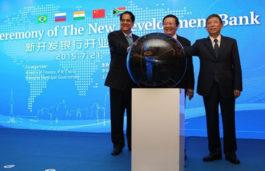 NDB signs first loan agreement for financing Shanghai Lingang distributed solar power project