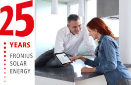 Fronius Solar to introduce new products at its 25th anniversary in 2017