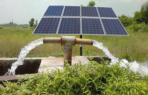 India Solar Water Pumping System Market