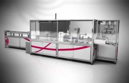 Mondragon Assembly Introduces New MTS 2500 Tabber and MTS 5000 lay-up Machine