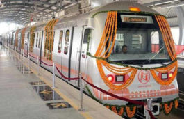 Nagpur Metro Rail's solar power dream hits policy hurdle