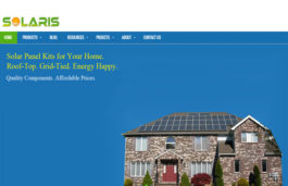 Solaris Technology Adds More Off-Grid Solar Power Manufacturers