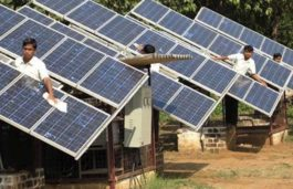 Launch scheme to provide jobs through solar project: Parliamentary panel