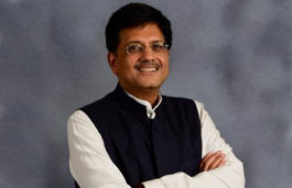 Piyush Goyal Gets Top Prize in Energy Policy