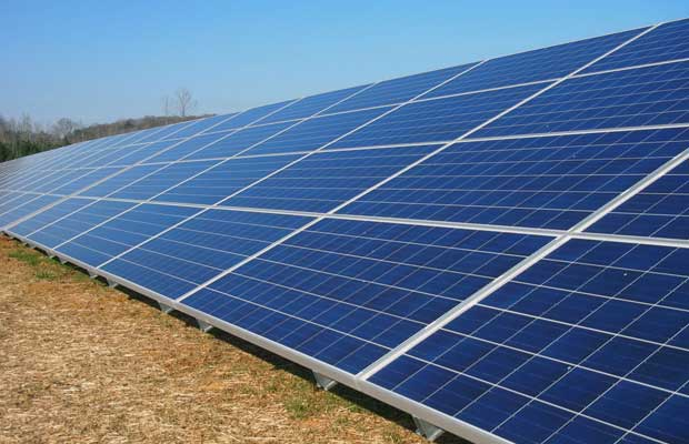Solar City projects