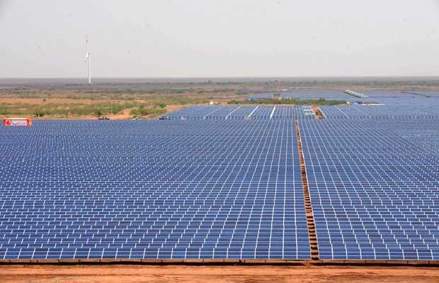 Solar Power Generation Capacity