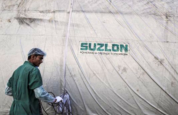 Suzlon Energy Loss