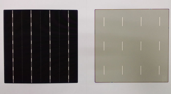 high efficiency mc silicon solar cells