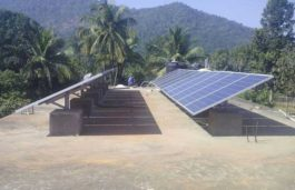 Sewa International installs 5kw solar plant at tribal girls school in Kandhmaal, Odisha
