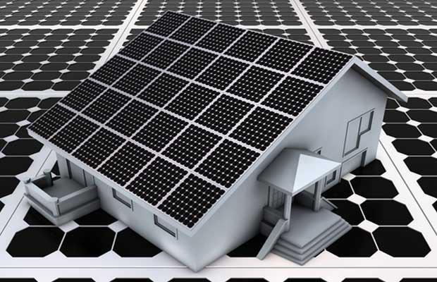 solar rooftop plants