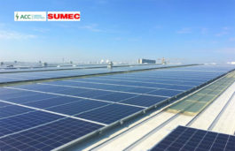 Asia Clean Capital and SUMEC to co-develop a Solar Pipeline of 100MW