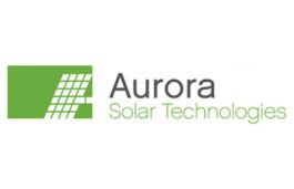 "Aurora Solar Technologies Launches Bifacial Solar Cell Optimization System ""Decima Gemini"""