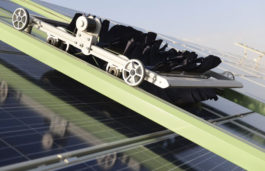 Ecoppia Robotic Cleaning Solution for 427 MW of Fortum's Solar Plants in India