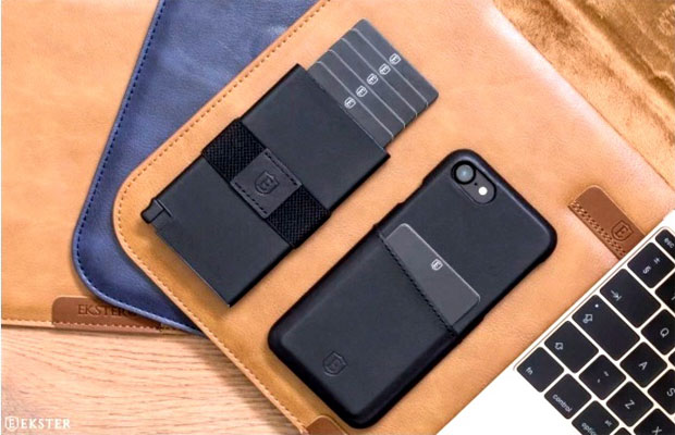 Ekster smart wallets