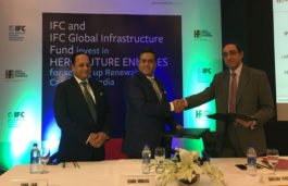 Hero Future Energies Raises USD 125 Million from World Bank's private investment arm to fund RE projects