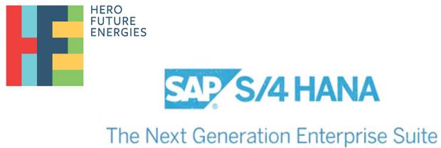 Hero Future Energies Adopts SAP S/4HANA