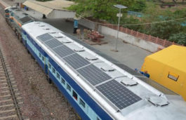 Indian Railways to Set Up 1 GW Solar Capacity by 2020-21