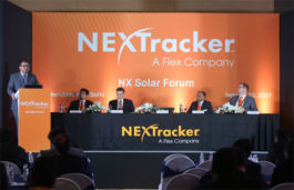 NEXTracker, CleanMax Partners Eyes Big at Indian Solar Tracker Market