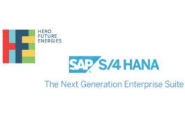 Hero Future Energies Adopts SAP S/4HANA to Power Digital Transformation