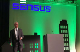 The Global Supplier of Smart Meters, Sensus invests in the Indian Market
