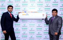 Videocon Aims for 13% Market Share with the Launch of New Hybrid Solar Energy Air Conditioners