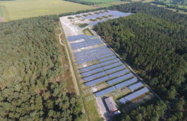 2, 2 MW WINAICO solar modules replace damaged thin film modules