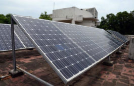 District Panchayat to install Solar Power Units in Government Schools