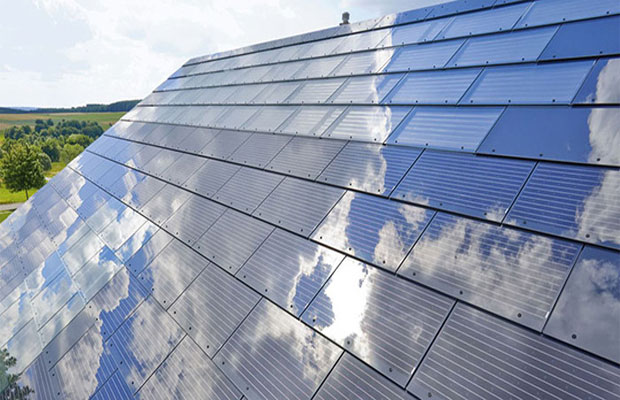 Gaf Introduces Decotech Roof Integrated Solar System At