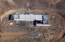 Tesla to install 70MW solar farm to power its Gigafactory in Nevada: Report