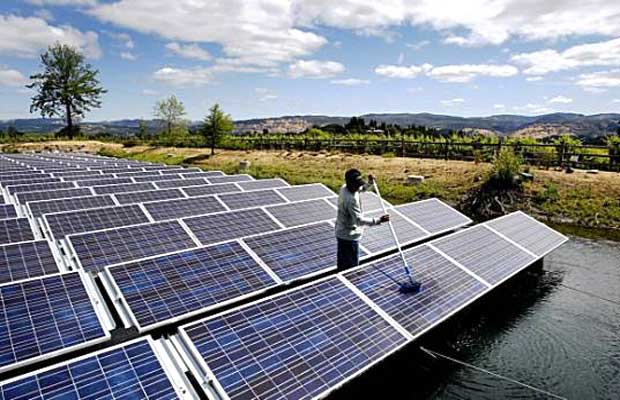 solar panels market