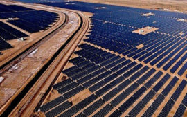 Andhra Pradesh to Have a Mega Solar Plant Set Up By Chinese Firm