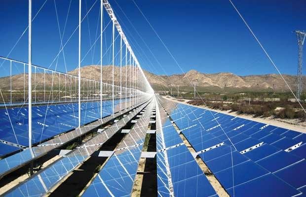 solar power thermal energy