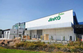 JinkoSolar supplies 106.4 MW Solar PV Modules to sPower for Solverde 1 Solar Project in California