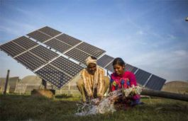 Andhra Pradesh Farmers to Generate Power with Scheme Solar Farming