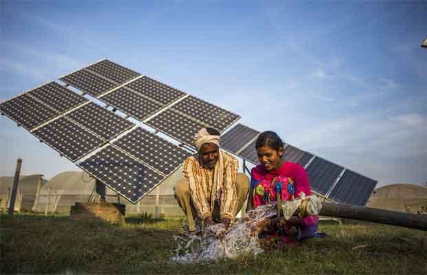 Solar Farming