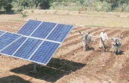 New Solar Power Model to Carry on Harvesting