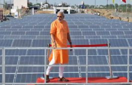Cabinet approves enhancement of solar power capacity from 20,000 MW to 40,000 MW