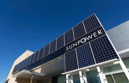 SunPower Solar Panels Powering Three Solar Carports in France