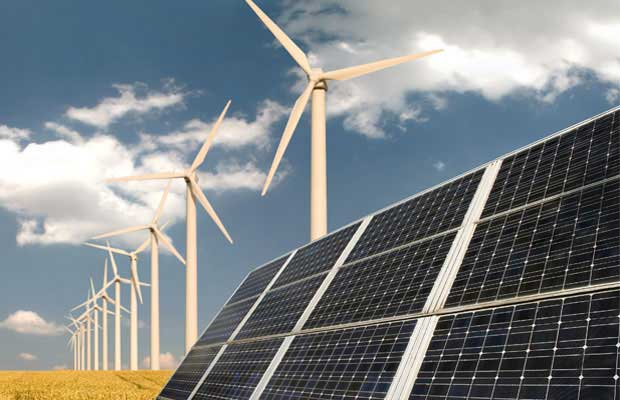 solar and wind-solar hybrid power projects