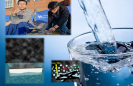 Researchers develop a solar-powered water purifier