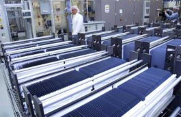 1366 Technologies Supplies Direct Wafer Products for First Commercial Solar Array of 500KW