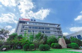 LONGi Green Energy Technology's Revenue Nearly Doubled in 2016