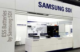 Samsung SDI Launches New Lineup of ESS Batteries at Energy Storage Europe 2017