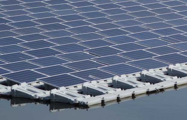 Ntpc Installs India S Largest Floating Solar Pv Plant In